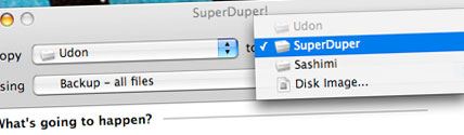superduper interface