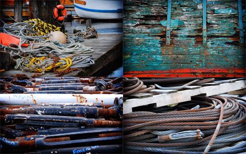 Sample images of widescreen Seattle Boatyard desktop wallpaper