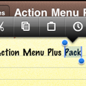 Action Menu Plus Pack